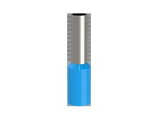 TERMINAL TUBULAR  2,50MM2 AZ - Soprano