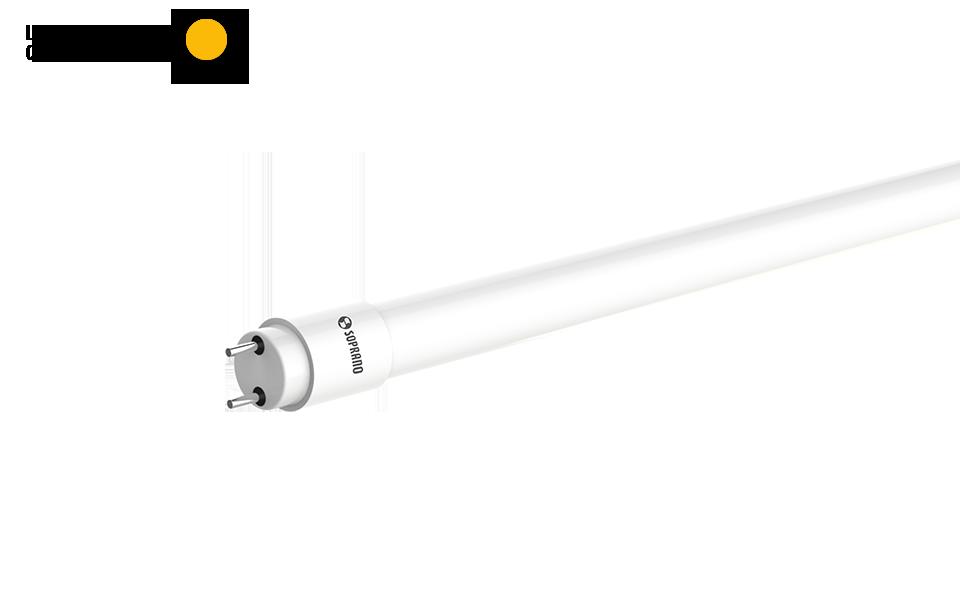 LAMP LED TUB 10W - 3000K 600MM LTS-1060 T8 - Soprano