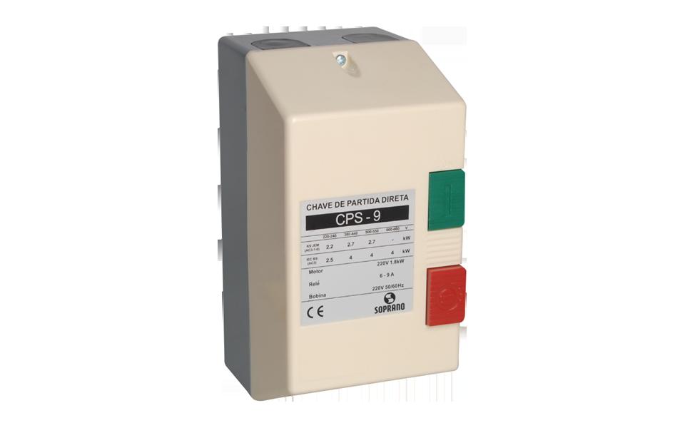 CPS - 09 (1,6-2,5) 220 VAC  - Soprano