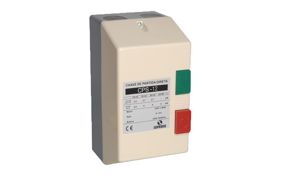 CPS - 12 (7,0-10,0) 220 VAC  - Soprano